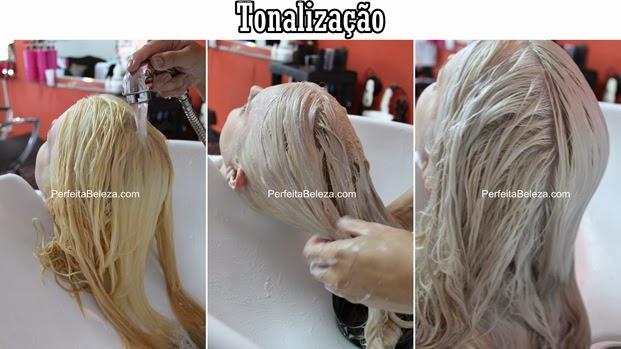 como tonalizar um cabelo platinado, perola 989 itallian sopremo
