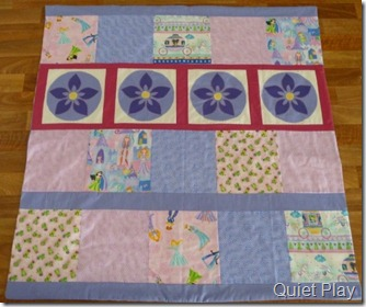 Princess quilt