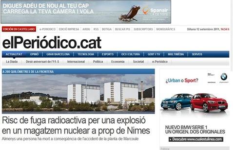 Marcola explosion nucleara ElPeriódico 120911