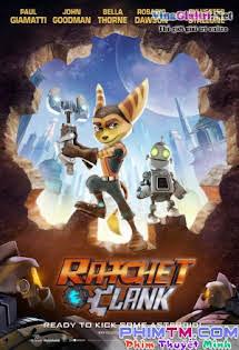 Đặc Vụ Gà Mờ - Ratchet & Clank Tập HD 1080p Full