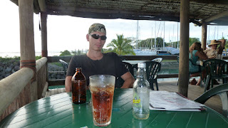 Sunset Bar, Vuda Point Marina.