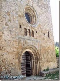 Calatañazor - iglesia de Nuestra Señora del Castillo