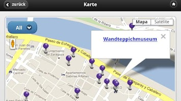 Screenshot of Zaragoza Audiofürer, Spanien