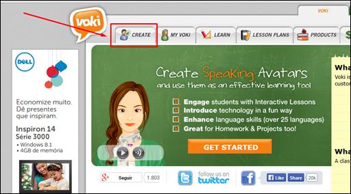Como criar um avatar que fala para colocar no site ou blog - Visual Dicas