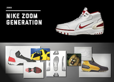 nike air zoom generation xx 20 years of design 1 05 20 Designs that Changed the Game: Nike Air Zoom Generation