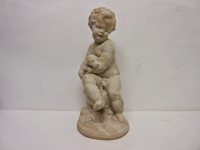 Hellenistic Infant Sculpture