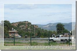 Aussicht Taurusgebirge