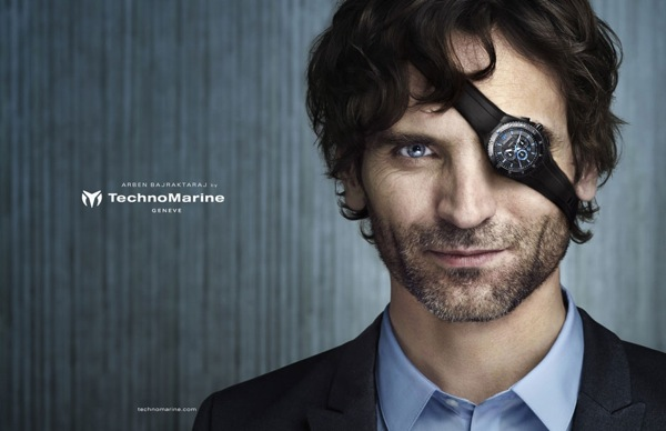 Technomarine watches ad campaign advertising fall winter 2011 2012 03