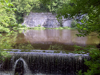 Riverside Weir