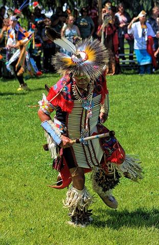 Lenape Powwow5