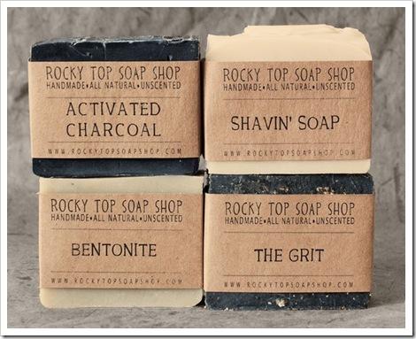 man soap