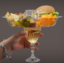 Выпить и поесть