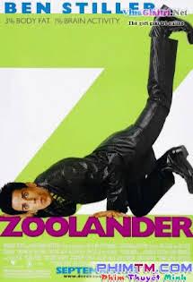 Anh Chàng Siêu Mẫu - Zoolander Tập 1080p Full HD