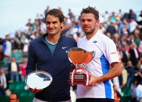 Federer y Wawrinka