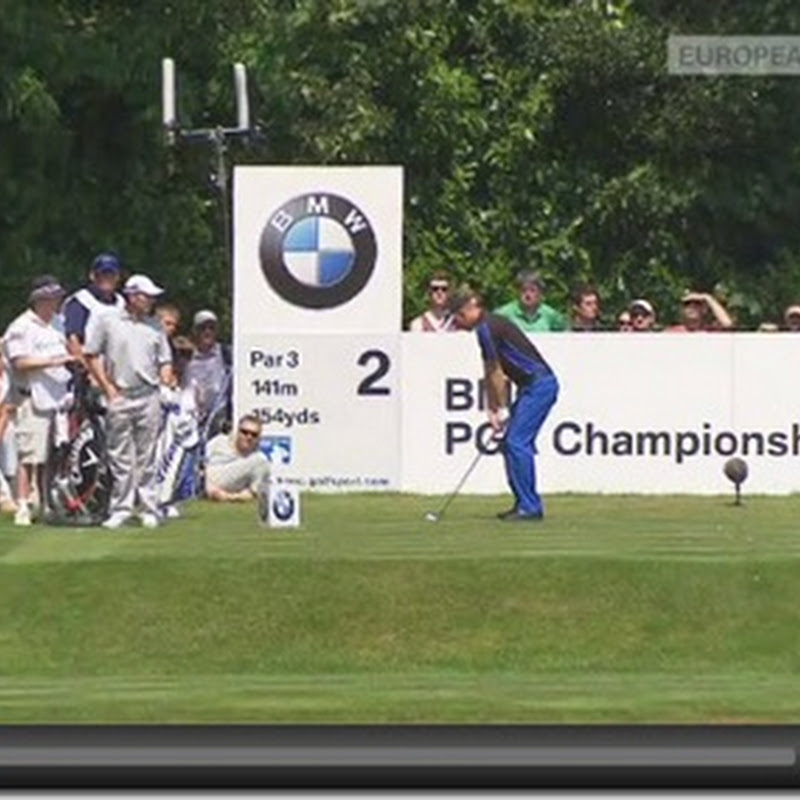 2012 BMW PGA Championship Final Round Highlights