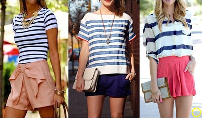 Imagem-2-Blusa-Listrada-e-Saia-ou-Shorts-Colorido