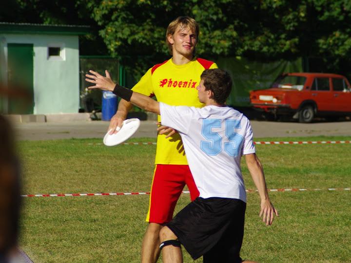 Открытый Чемпионат Украины 2011, фото Стрелы