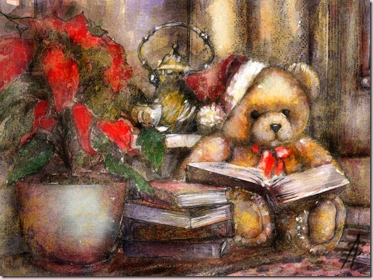 Cказки к рождеству