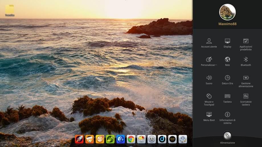 Deepin Linux 2014