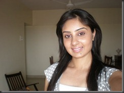 bhanusri-mehra without makeup