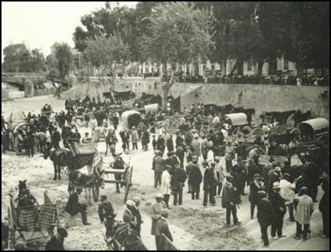 mercado de ganado_años 20