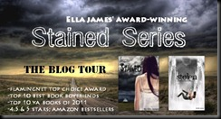 Blog Tour Button - Stained