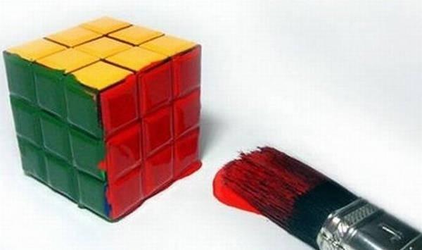 5- Cubo mágico