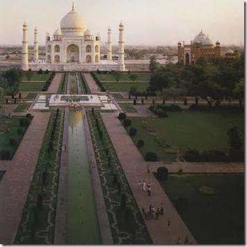 India Taj Mahal (1)