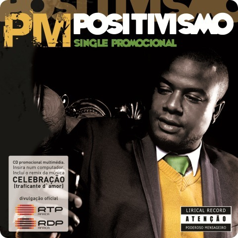 Capa do single Positivismo by designavulso