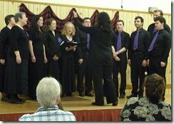 carloway choir