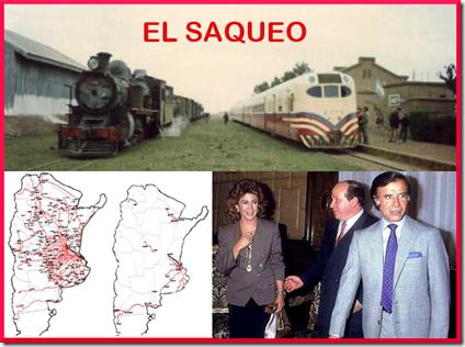 Saqueo ferroviario