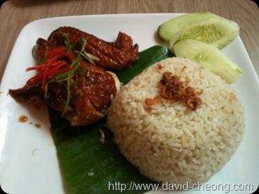 Hainan Tea Garden - viva home (Roasted Chicken Rice)