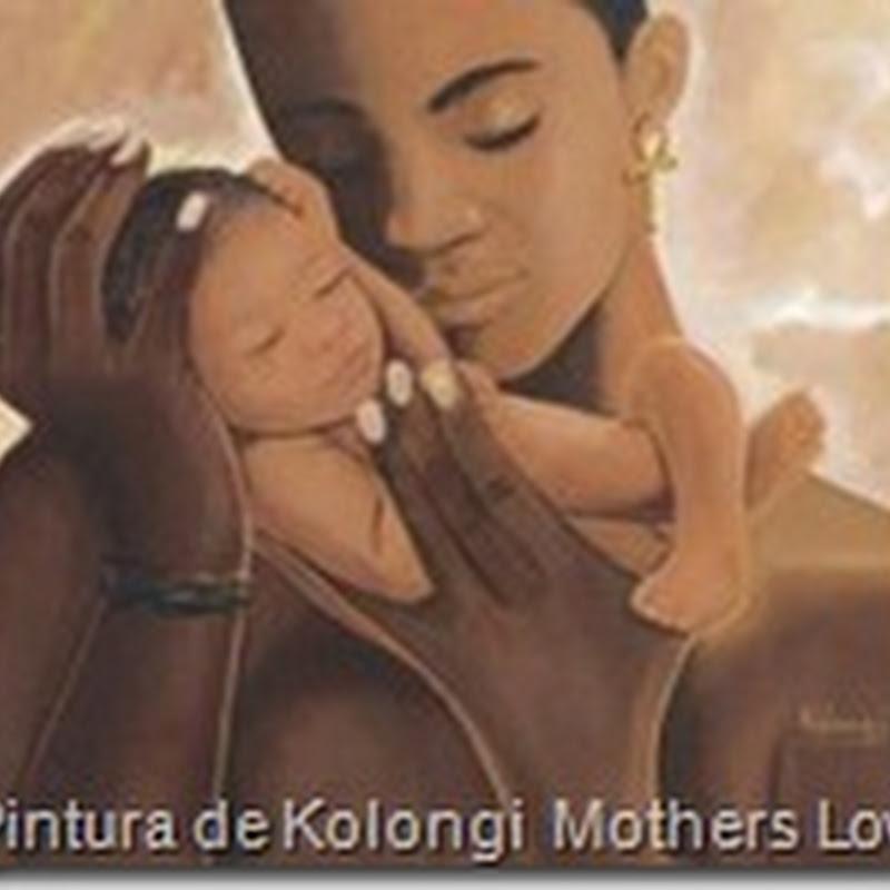 Mãe a ela, Deus, nos confiou.