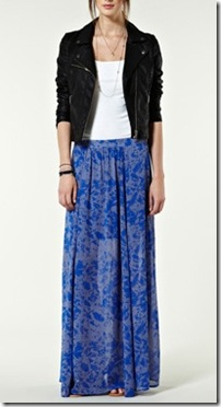WH speckle maxi