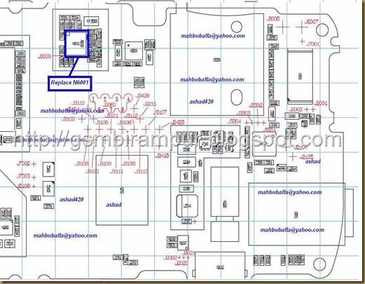 Nokia 2690 Bluetooth & fm radio solution.