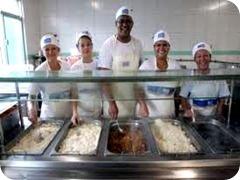 edital concurso COMLURB 2011 - Agente de preparo de alimentos