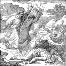 elijah-kills-prophets-of-baal