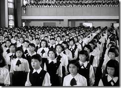 Gojira Schoolgirl Choir