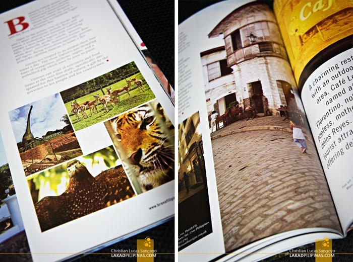 Time Travel to Vigan on Bravo Filipino Magazine