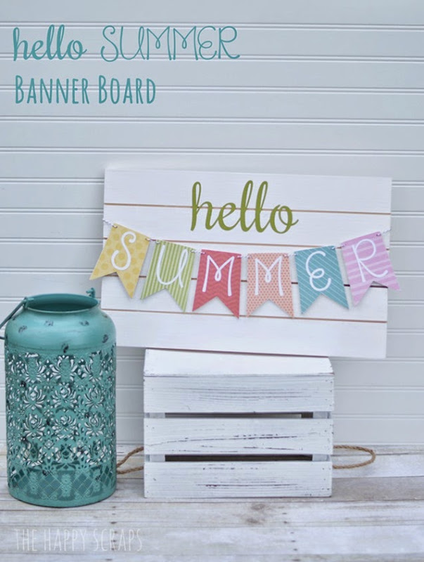 hello-summer-banner-board