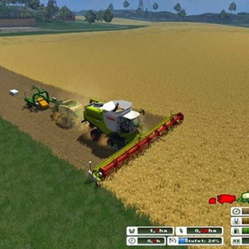 Farming simulator 2013 - GPS Mod v 3.2