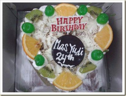 Sweet Birthday Gift