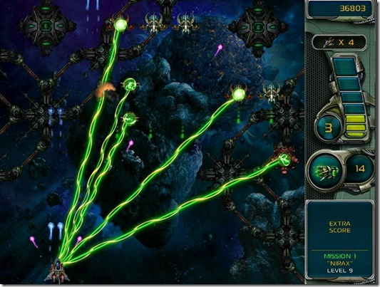 Star Defender 3 free full game image 6