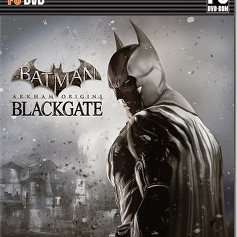 BATMAN: ARKHAM ORIGINS - RELOADED [FULL GAME]