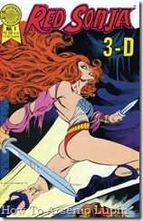 P00012 - Red Sonja 3D