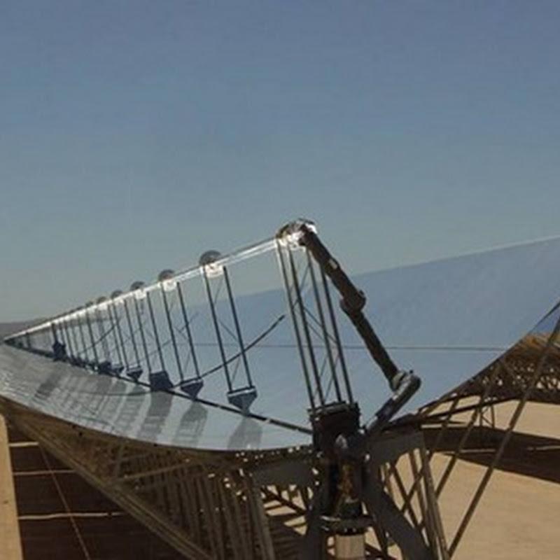 Diferencias entre centrales solares termoeléctrica con colectores cilindroparabólicos