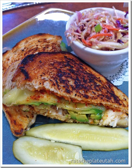 Linn's Dungeness Crab Melt