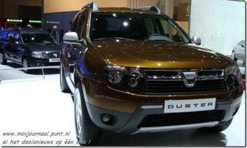 Dacia Duster Laureate 28