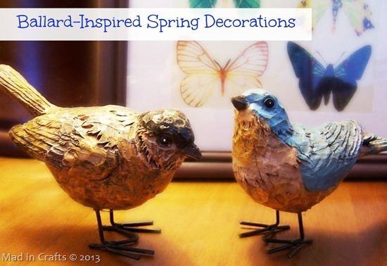 Ballard Inspired Spring Decorations
