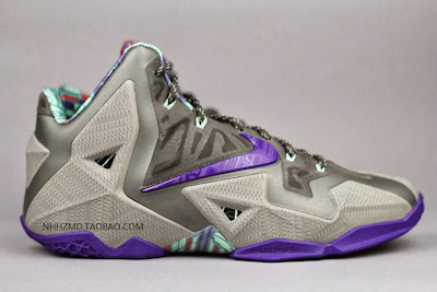 nike lebron 11 gr terracotta warrior 7 05 Nike LeBron XI (11) Terracotta Warrior Available on eBay